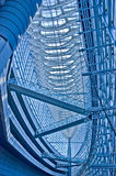 projectile intérieur architecutral Image libre de droits