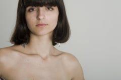 Projectile modèle exotique de studio photos libres de droits