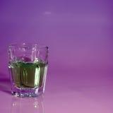 Projectile ou shotter de boisson alcoolisée Images stock