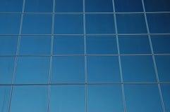 Projection en verre Photo libre de droits