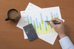 Projectleider Planning stock afbeeldingen