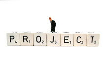 Projectmanager Royalty Free Stock Photos