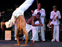 Projecto Axe' at Umbria Jazz Festival Stock Images
