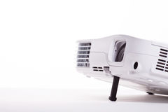Projector. Full Hd resolution projector for presentations and conferences royalty free stock photography