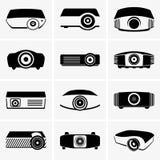 projector Stock Foto