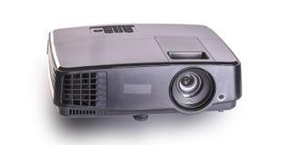 Projector de zwarte kleur van verschillende media Stock Foto