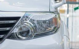 Projector headlamp car Stock Photos