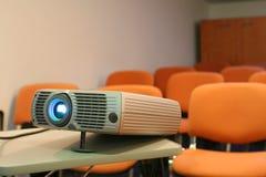 Projector klaar voor presentatie Royalty-vrije Stock Afbeelding