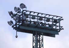 Projector tower Stock Photos