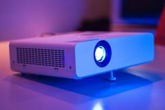 Projector voor presentatie Stock Foto