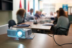 Projector Stock Photography