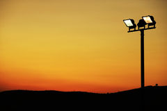 Projectores Fotos de Stock