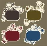 projektów elementy Obrazy Royalty Free