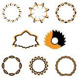 projektów elementy Zdjęcie Stock