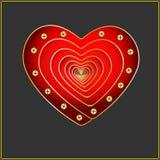 Projektów elementy dla walentynki s dnia wektor E ikona E czerń ilustracja Zdjęcie Royalty Free
