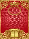 Projektów złociści elementy Obraz Royalty Free
