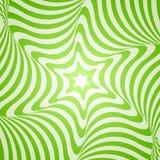 projekt abstrakcyjna green ilustracja wektor