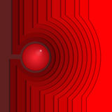 Projekt abstrakta Projekt 3D wektor royalty ilustracja