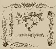 projekt deseniuje set ilustracji