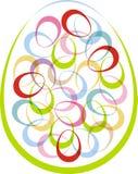 projekt Easter projektuje symbol Zdjęcie Royalty Free