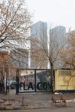 Projekt fabryka Flacon Zdjęcia Stock