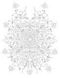 projekt haftująca moda royalty ilustracja