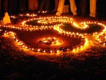 projekt lamp oleju Obrazy Royalty Free