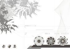 projekt nowoczesne tło royalty ilustracja