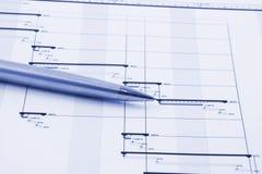 projekt planu Obrazy Stock