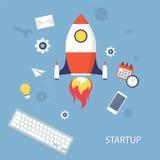 Projekt-Start Lizenzfreies Stockfoto