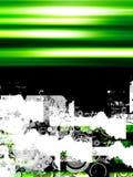 projekt zieleń Obrazy Royalty Free