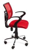 Projekta biznesowy krzesło odizolowywający Zdjęcie Stock