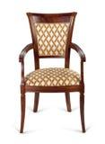 Projekta biznesowy krzesło odizolowywający Obraz Stock
