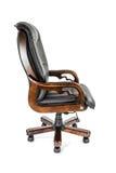 Projekta biznesowy krzesło odizolowywający Obrazy Royalty Free
