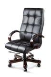 Projekta biznesowy krzesło odizolowywający Fotografia Stock