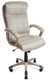 Projekta biznesowy krzesło odizolowywający Zdjęcie Royalty Free