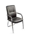 Projekta biznesowy krzesło odizolowywający Zdjęcia Stock