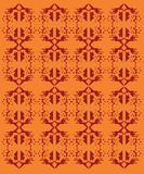 Projekta egzota ornamenty na białych aztekach Obrazy Stock
