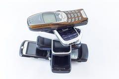 projekta elementów ilustracyjny telefon komórkowy wektor Obraz Stock