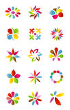 projekta elementów logo Obrazy Royalty Free