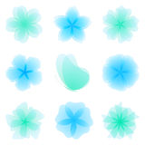 projekta elementów natura Obraz Stock