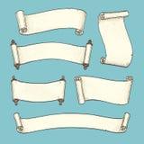 projekta elementów wizerunku ślimacznic rocznik Zdjęcie Royalty Free