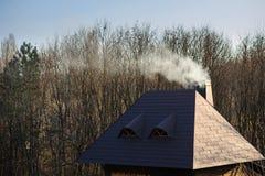 projekta elementu domu dach Fotografia Stock