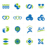 projekta elementów logo Fotografia Royalty Free
