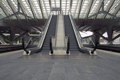 Projekta escalalor Zdjęcie Stock
