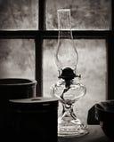 projekta grunge lampy oleju stary pocztówkowy retro styl Zdjęcia Royalty Free