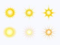 projekta ikon słońca okulary przeciwsłoneczne twój Zdjęcie Stock
