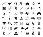projekta ikon wizerunku medyczny set Zdjęcie Stock