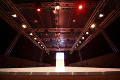projekta iluminaci podium wszechstronny Zdjęcia Stock