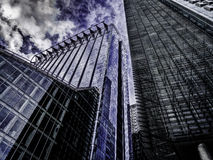 projekta ilustracyjna London linia horyzontu ty Obraz Royalty Free